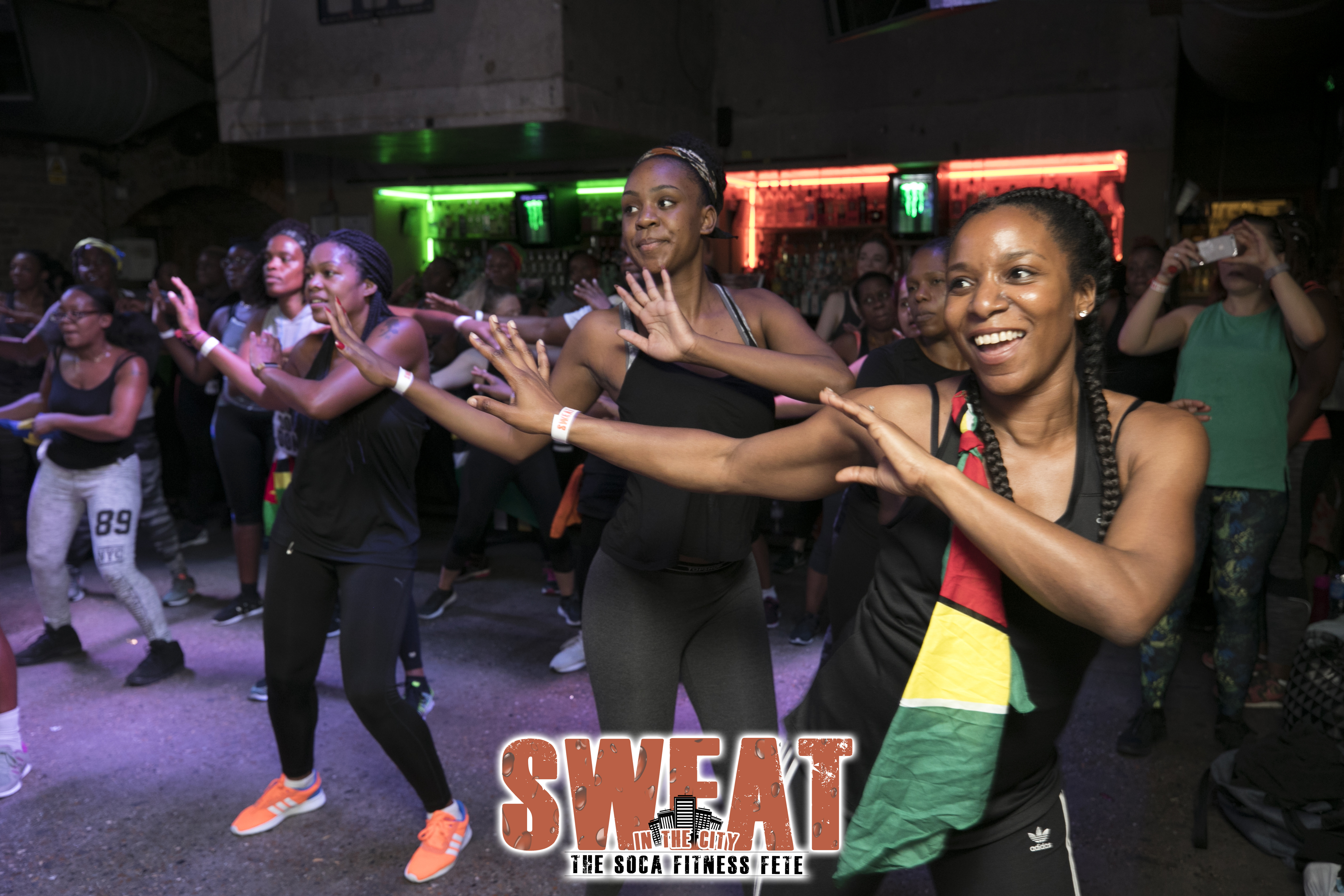 The Soca Fitness Fete I
