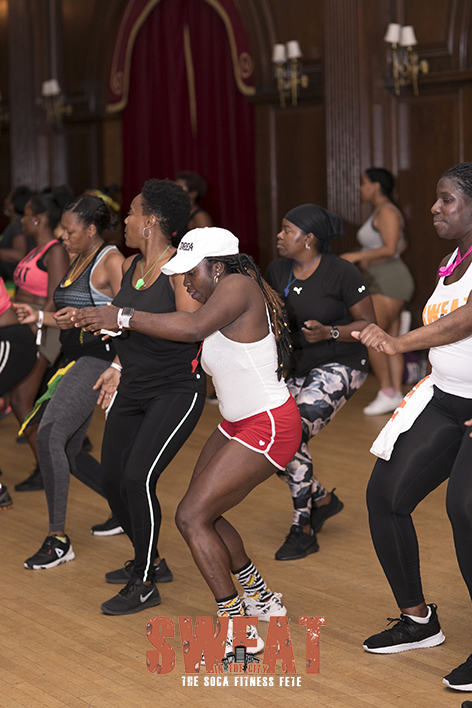 The Soca Fitness Fete IV