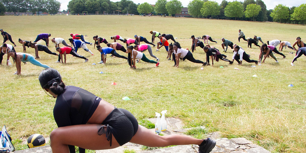 The Soca Fitness Bootcamp (West) Week 2