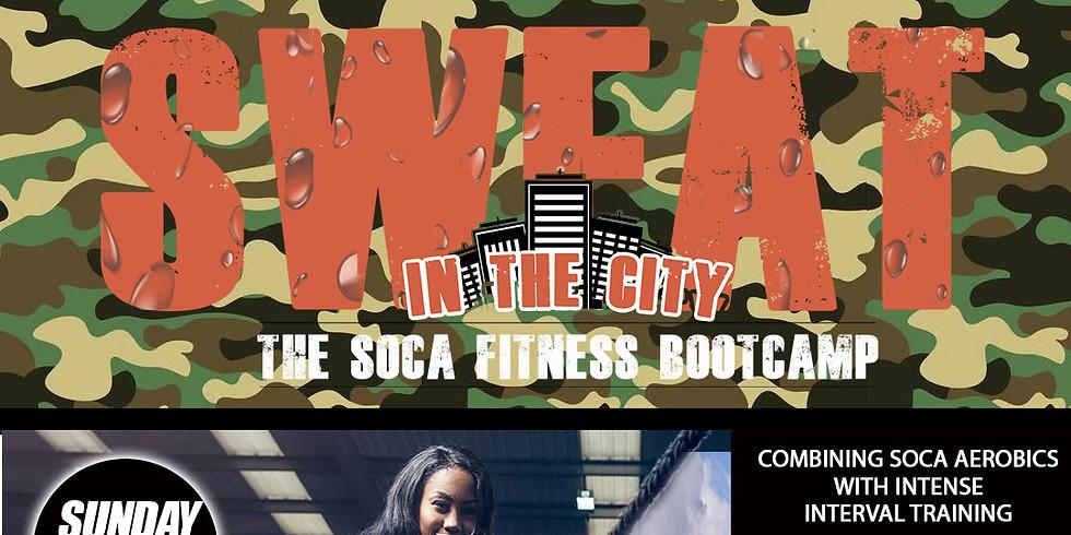 Soca Fitness Bootcamp - Week 4