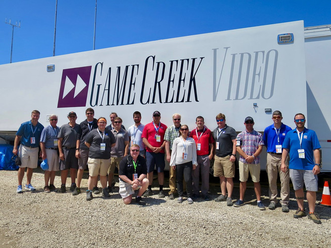 Game Creek Video, Live From the U.S. Open: Fox Sports Offers a Full Course of Innovation
