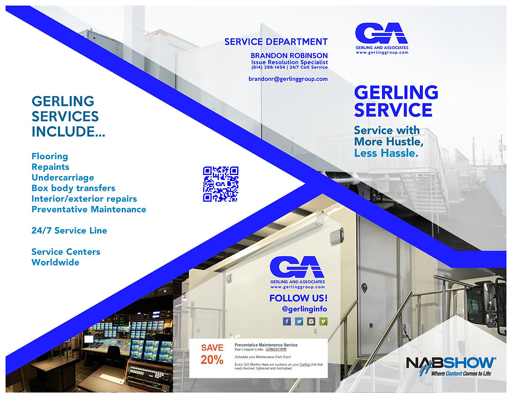 gerling service and warranty