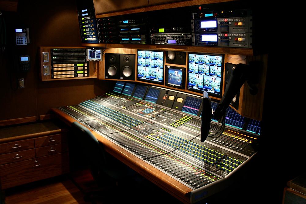 Mobile Broadcast Studio