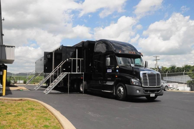"""GERLING AND ASSOCIATES ANNOUNCES A NEW 340"""" WIDTH TRAILER SYSTEM FOR MOBILE MARKETING"""