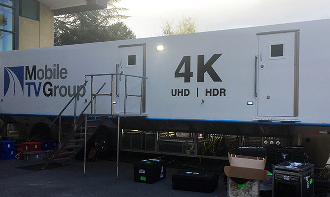 Single Truck LIVE 4K/HD Broadcast