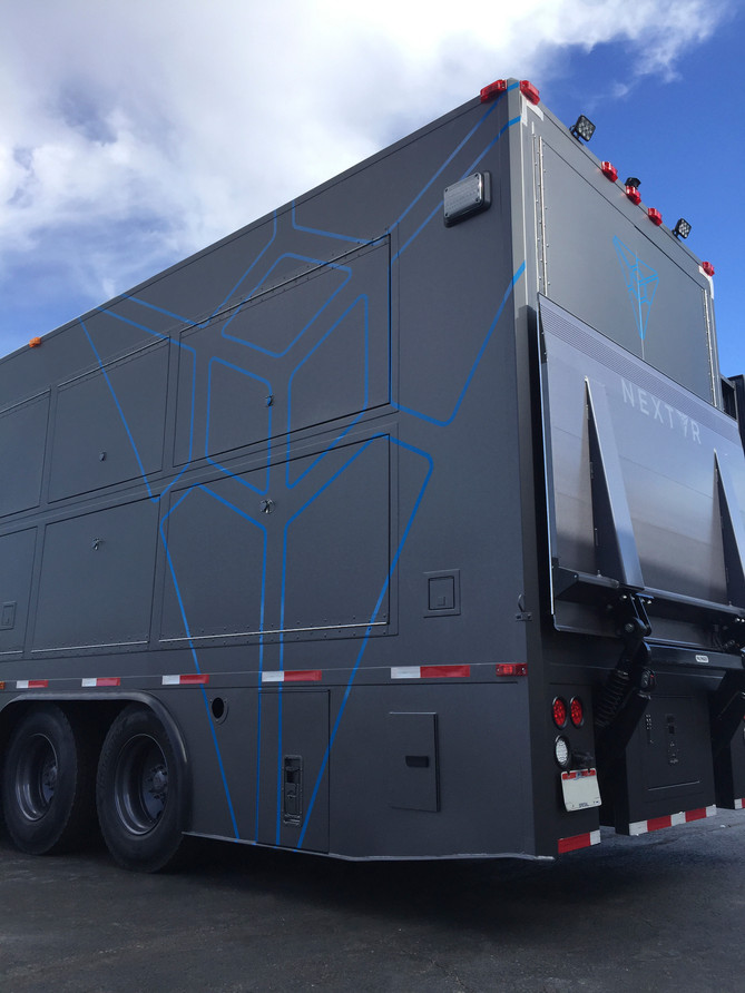 """World's first virtual reality production truck has arrived"" via @mashable featuring @next"