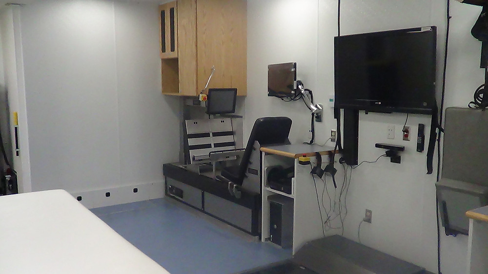 mobile physical therapy clinic
