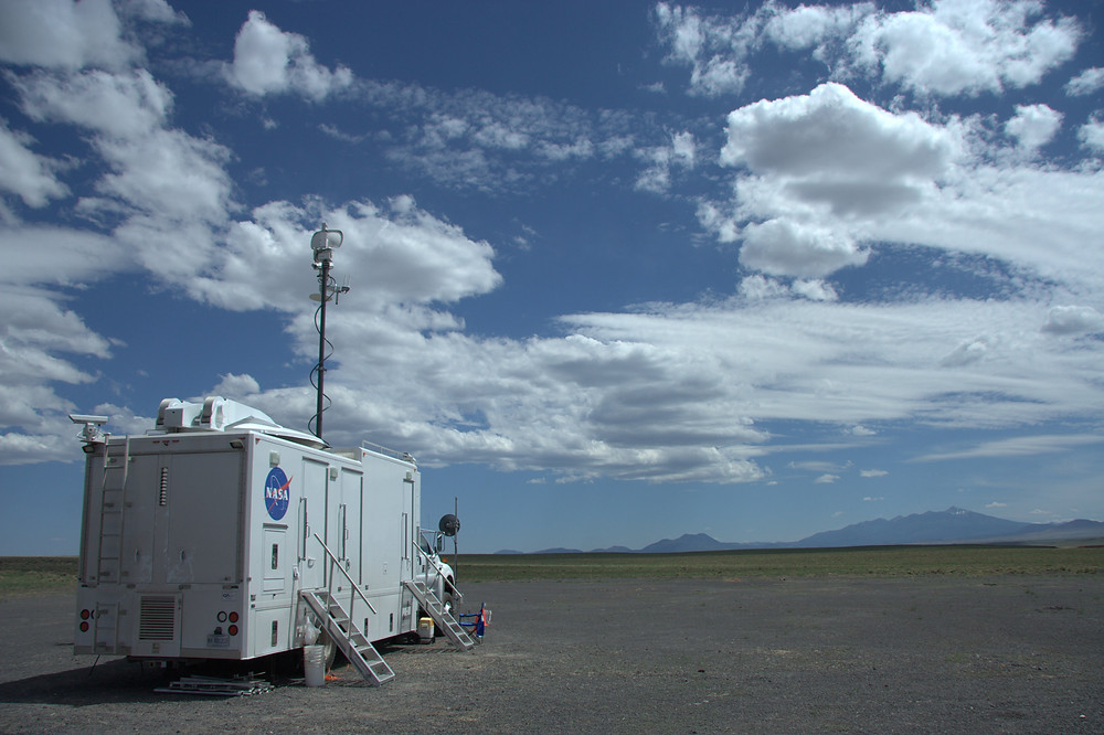 mobile research center