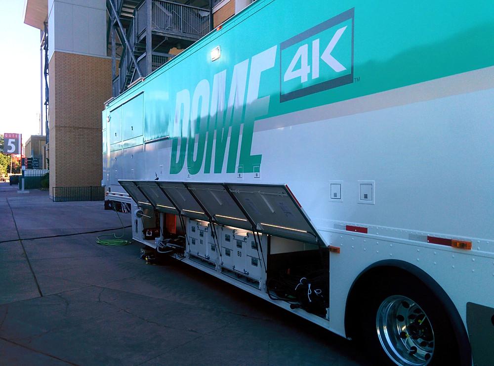 dome 4k broadcast trailer