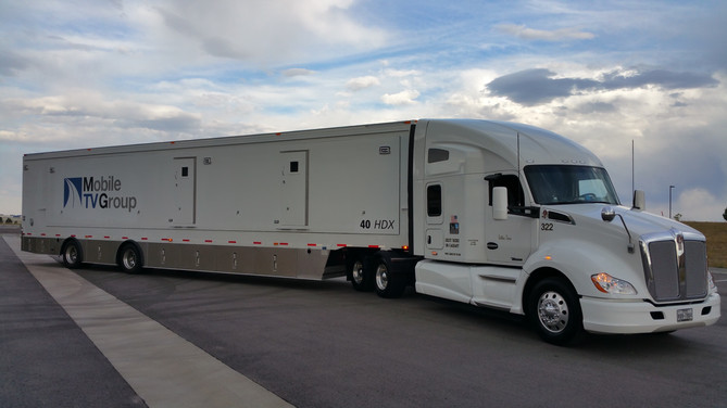 Sports Video Group: MOBILE TV GROUP ROLLS OUT DUAL FEED TRUCK
