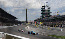 ESPN Roars Back Into Action at Indy with Debut of Visor Cam, Race Strategist Predictive Analytics