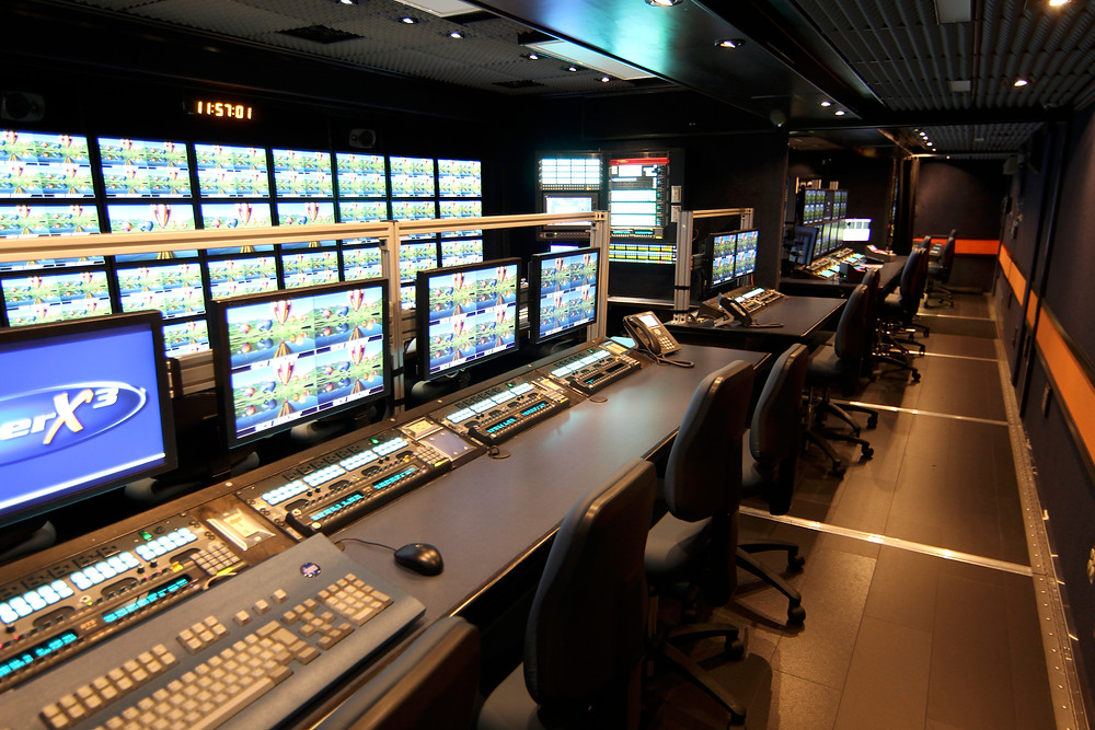 Sports Broadcasting Mobile Production