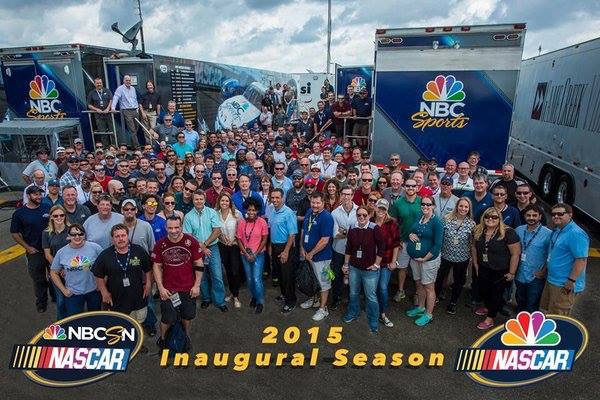 Game Creek Video and NASCAR: The First Season