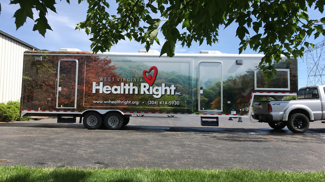 West Virginia Health Right dedicates Mobile Dental Clinic