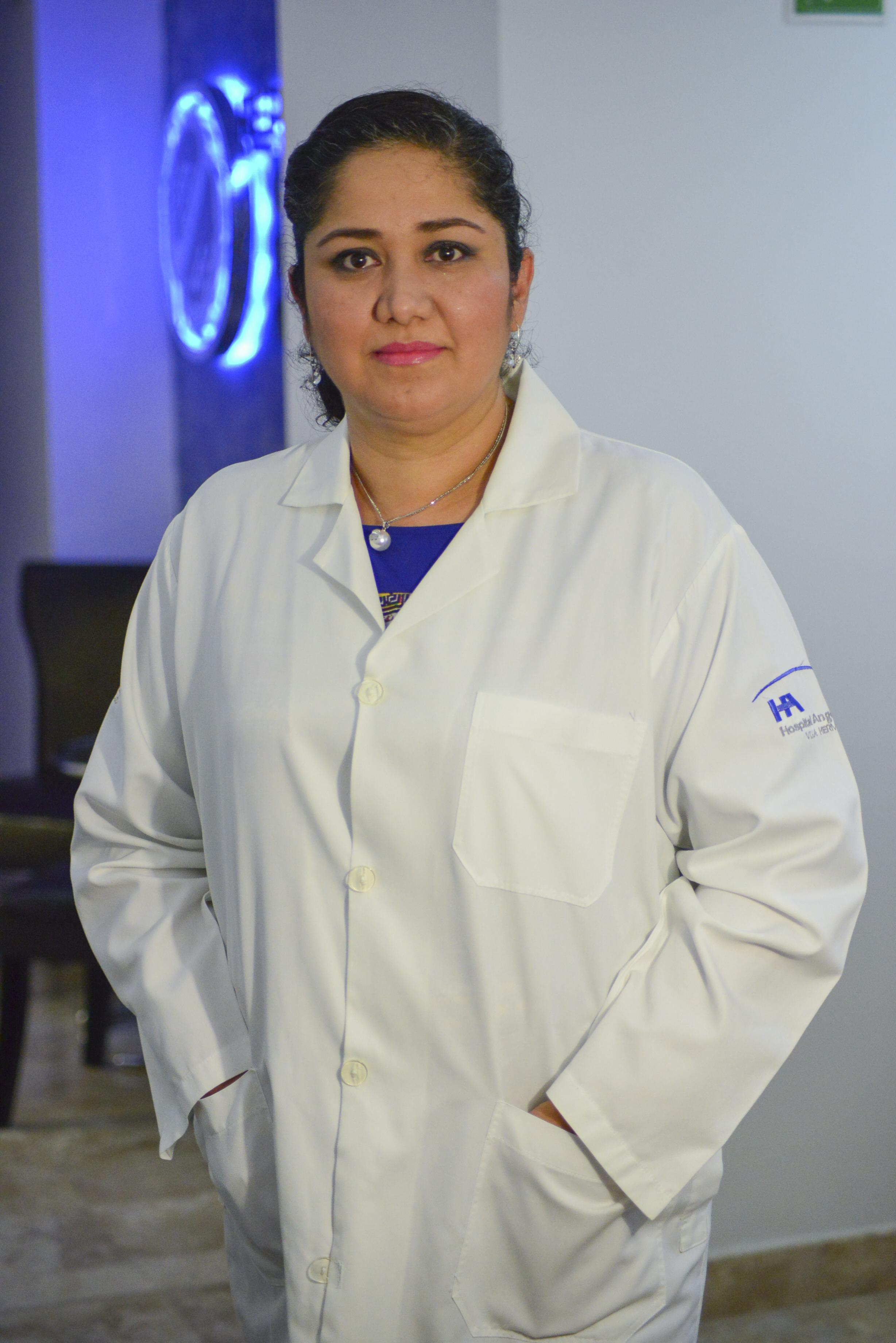 Dra. Norma Turren