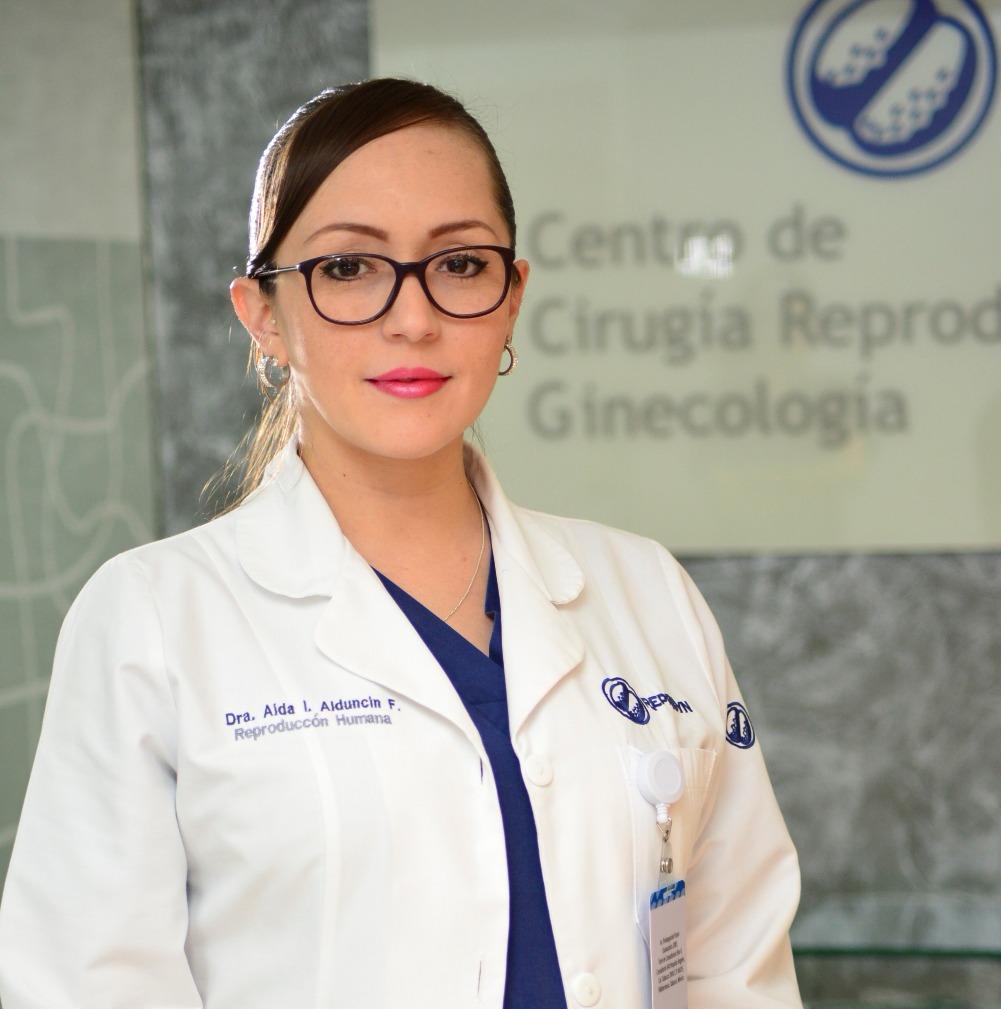 Dra. Aida I. Alduncin Falconi