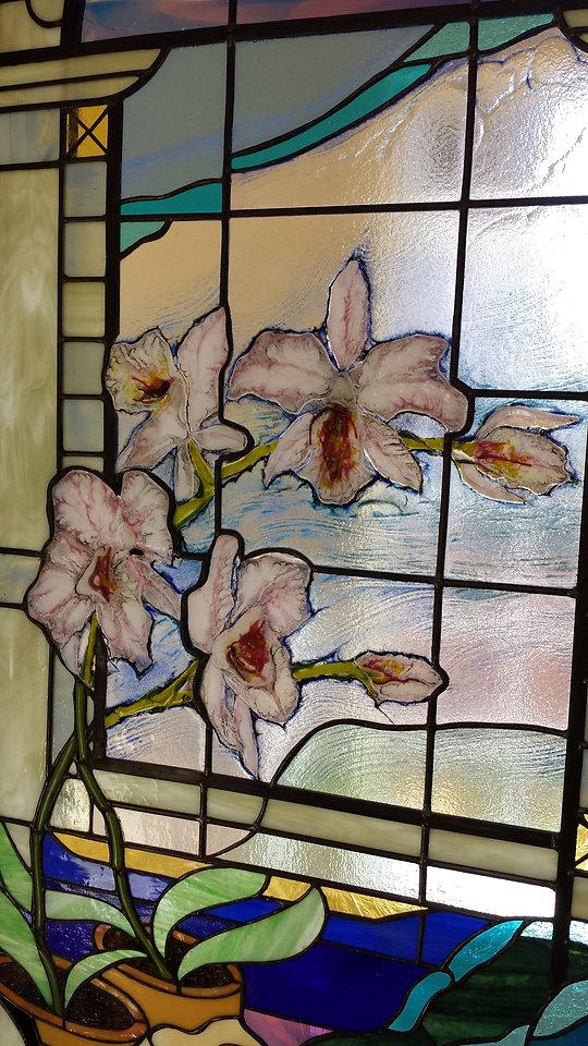 fused leaded flowers.jpg