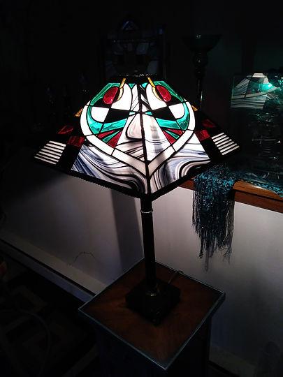 mom,s baroque lamp.jpg