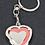 Thumbnail: Obra de Amor Keychain