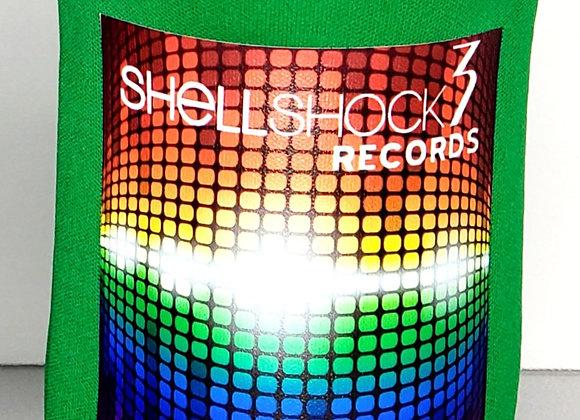 Shellshock Records 3 Koozie