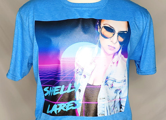 Shelly Retro Pose T-Shirt