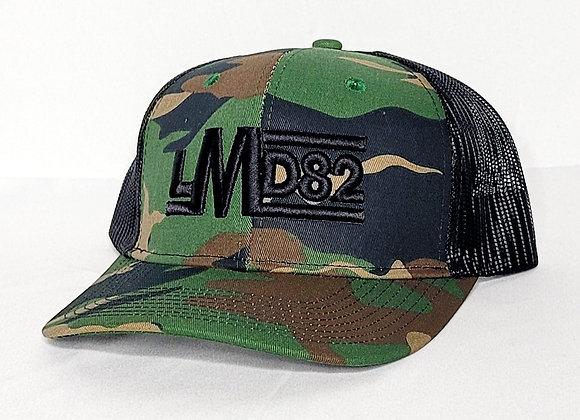LMD82 Camo Cap