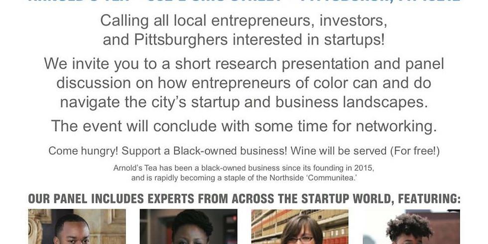 Entrepreneurship in Color