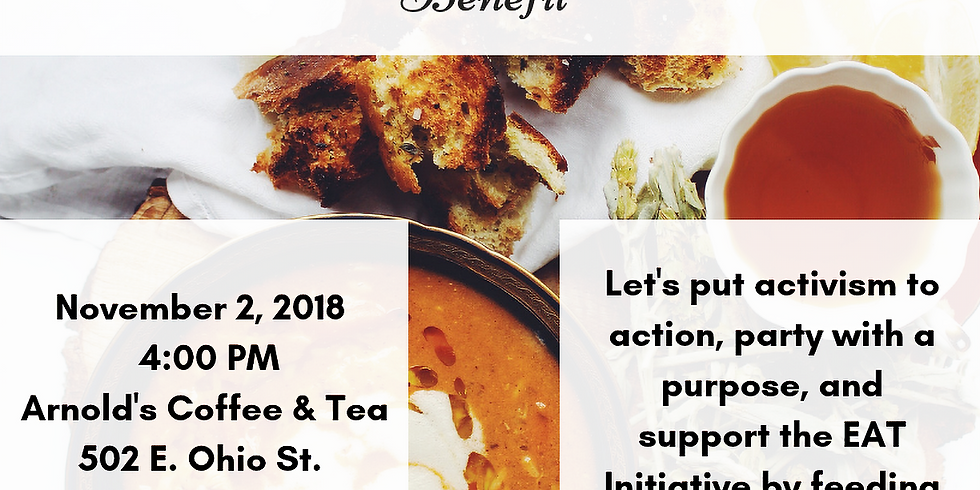 Arnold's Grand Re-Opening & EAT Initiative Benefit
