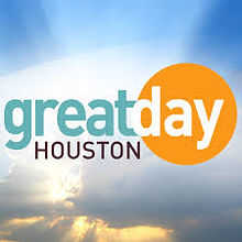 F2F Founder, Vel Lewis, Will appear on Great Day Houston
