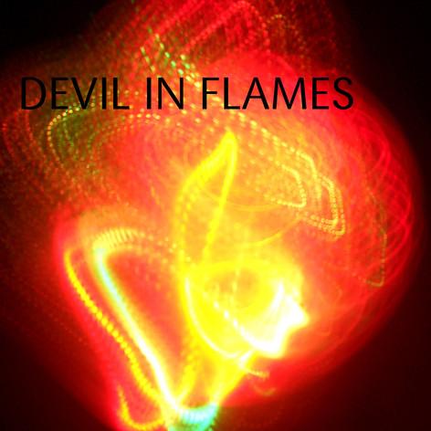 DEVIL IN FLAMES