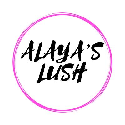 Alaya's Lush Logo