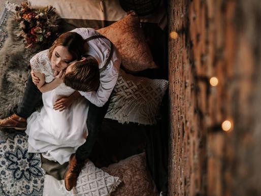 Heiraten zu Hause - Bohemian Free Spirit Wedding