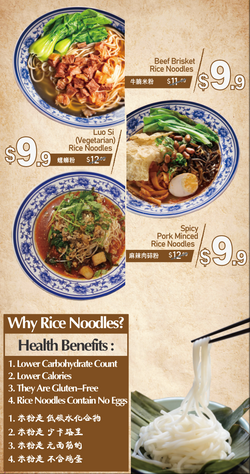 Why Rice Noodle