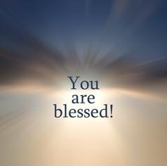 Spiritual inspirational words - You are