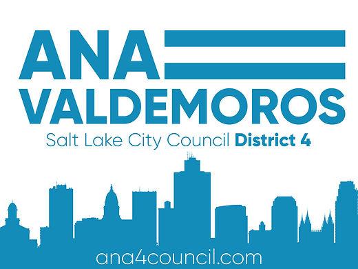 Ana Valdemoros Large Logo