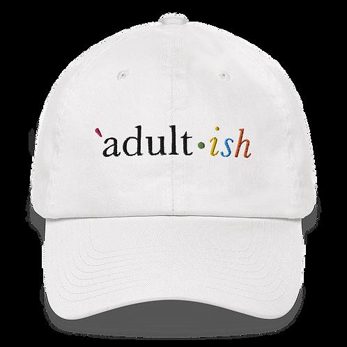 Adult-ish - Hat (light)