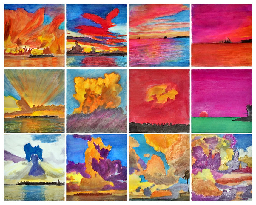 Sunset Cloud Painting Multiple #1.jpg