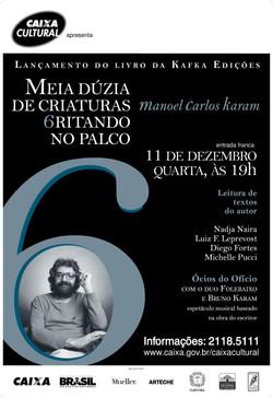 Lançamento do livro - 2013