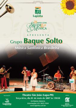 Baque Solto - Lapa