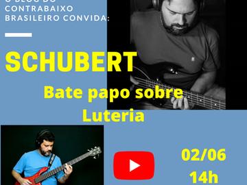 Luteria - Bate papo com o contrabaixista e luthier Fernando Schubert