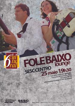 Projeto Sexta Cultural - 2012