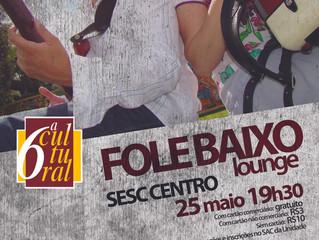 Projeto Sexta Cultural - maio/2012
