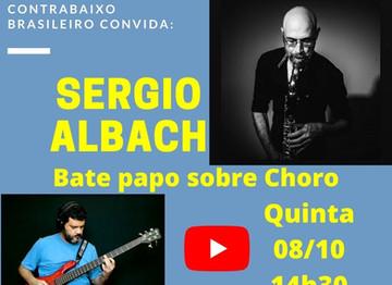 A História do Choro - Bate papo com o clarinetista Sergio Albach