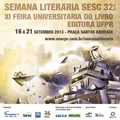 Semana Literária SESC - 2013