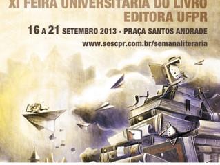 Semana Literária do SESC - set./2013