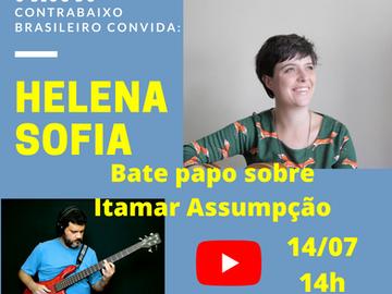 Itamar Assumpção - Bate papo com a cantora e compositora Helena Sofia