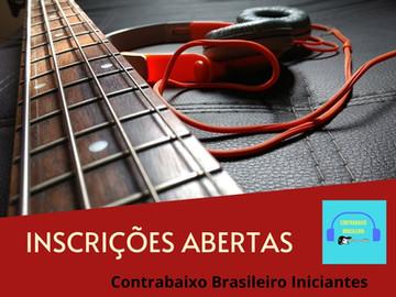 Curso Contrabaixo Brasileiro