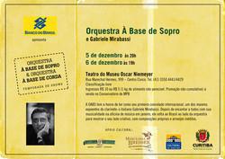 OABS convida Gabriele Mirabassi
