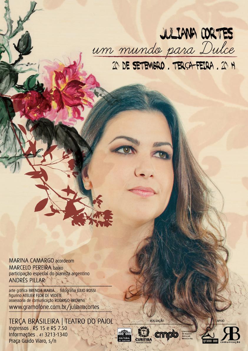 Cantora Juliana Cortes