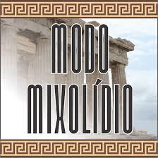 Escalas parte 6 - Modo Mixolídio